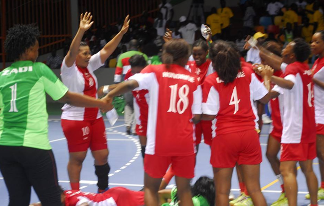 HANDBALL-NATIONAL / 20è sacre pour l'Africa